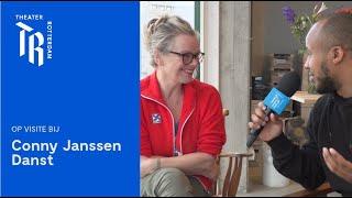 TR op visite bij de repetities van Kiem - Conny Janssen Danst