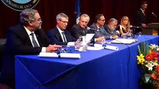 Daniel Vega asumió como rector de la UNS