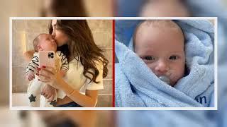 ✅  PHOTO – Nabilla dévoile enfin le visage de son fils Milann