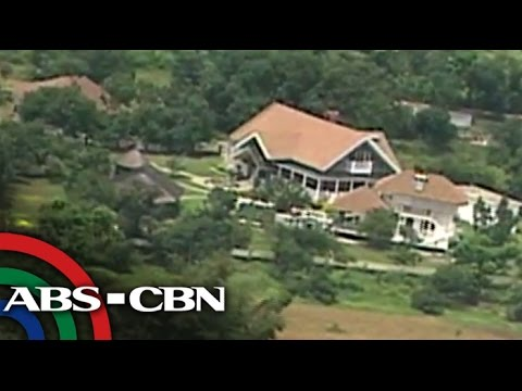 'Rest house,' poultry linked to PNP chief found