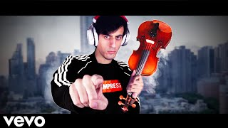 VIOLIN DISS TRACK (Official Music Video)