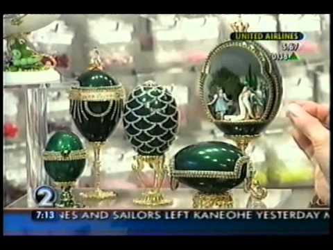 Decorate Eggs with Eileen Tokita