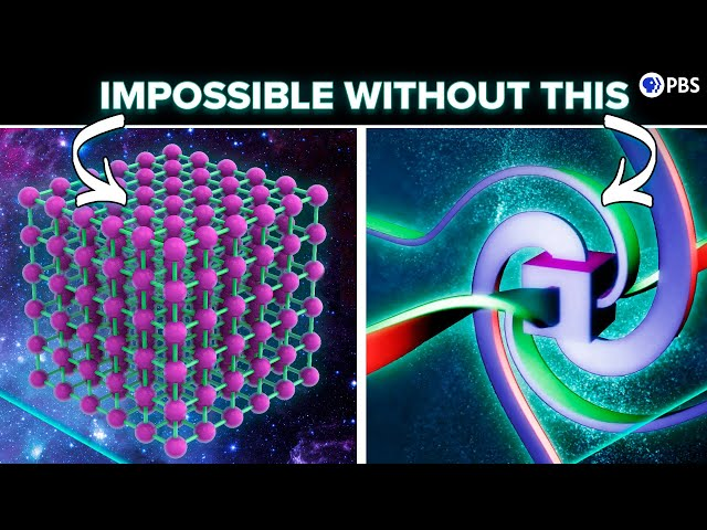 How Electron Spin Makes Matter Possible