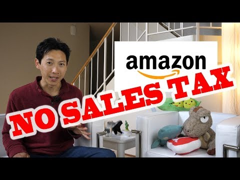 How To Pay No Sales Tax On Amazon In 2019