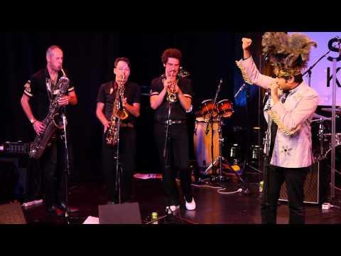 King Khan & The Shrines - Pickin' Up The Trash (Live on KEXP) mp3