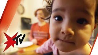 Blinde Eltern: Wie eine ungewöhnliche Familie ihren Alltag meistert | stern TV