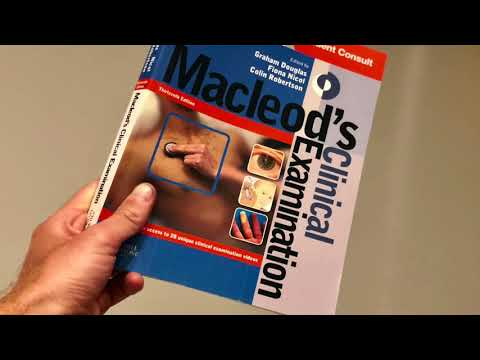 Clinical Skills Introduction - Macleod's Clinical Examination Audiobook​