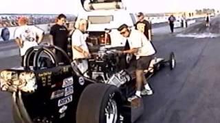 nostalgia top fuel vs jet dragster sacramento raceway foxhunt 2008
