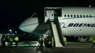 Dreamliner unleashed: A closer look at the 787
