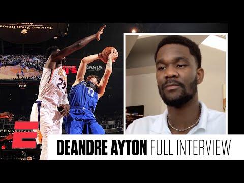 [FULL] Deandre Ayton film breakdown and interview   NBA on ESPN