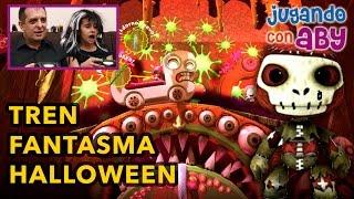 Especial Halloween. TREN FANTASMA. LittleBigPlanet 3