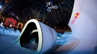 Grand Palais BMX Contest - Red Bull Skylines 2012 Paris - Recap