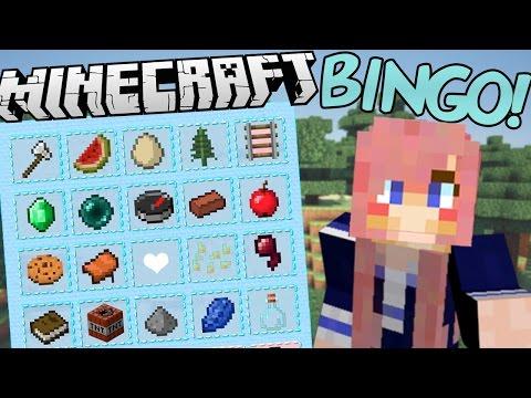 Red VS. Blue | Minecraft Bingo!
