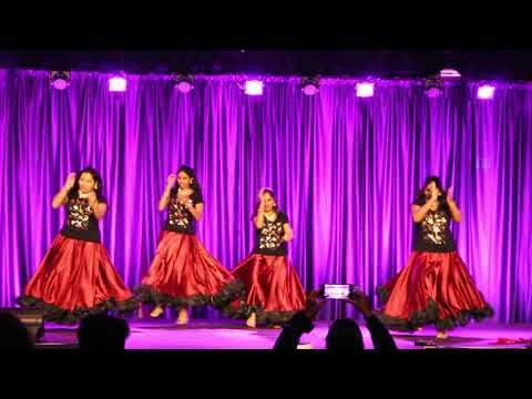 CSU India Nite 2018 - Chogada Tara Rangila Tara By Smita And Friends