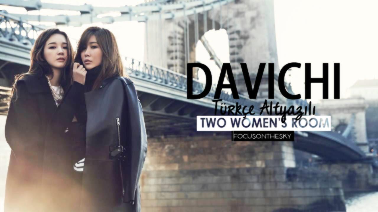 Davichi Two Women S Room Lyrics