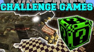 Minecraft: DEVILJHO CHALLENGE GAMES - Lucky Block Mod - Modded Mini-Game