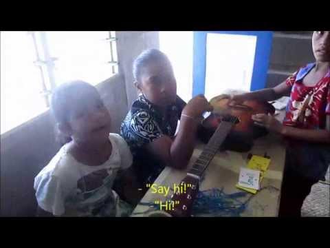 My Classroom in Samoa