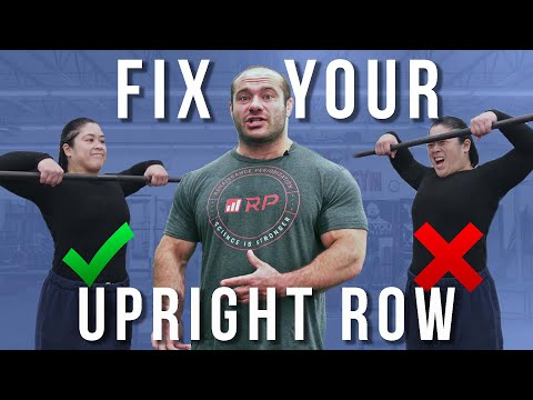 11 Upright Row Mistakes and How to Fix Them