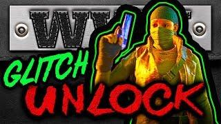 "(Easy FUN Glitch) Unlock ""The Hunter"" Secret Character in 1 Game - WW2 Zombies Glitch"