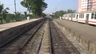 Train View Colombo to Kandy, Visit Sri Lanka 12