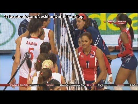 TURKEY 2-3 Dominican Republic (FIVB World Grand Prix 2014)
