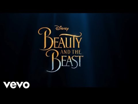 Ariana Grande, John Legend - Beauty and the Beast (Lyric Video) [ From