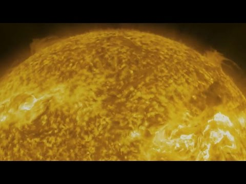 """NASA's new mission aims to """"touch the sun"""""""