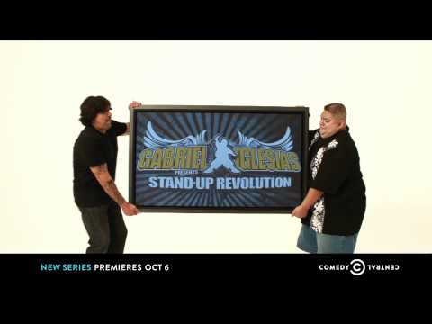 Gabriel Iglesias: Stand-Up Revolution starting Oct. 6th @10pm on Comedy ...