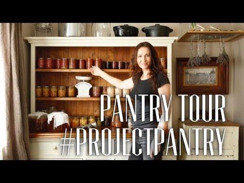 Pantry Tour
