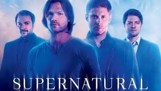 Supernatural 10ª Temporada Luta de Dean e Sam e Dean Matando a Morte