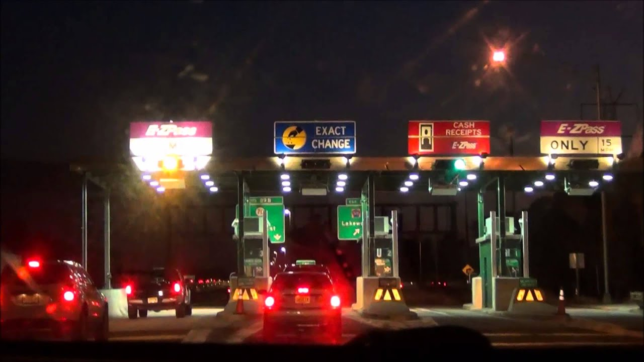 Garden state parkway exit 89 youtube for Watch garden state online free
