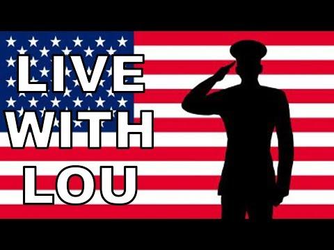 Live With Lou - Radio Show  11-11-17