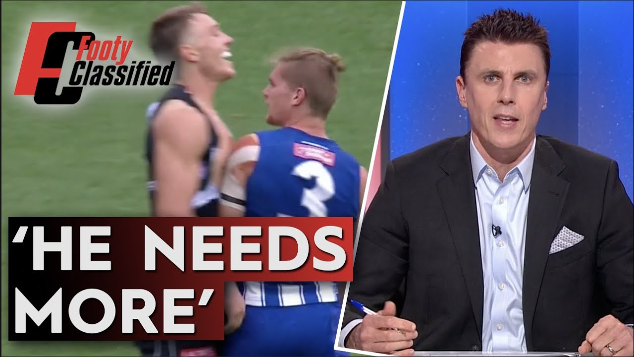 Download Why Patrick Cripps needs more help from umpires - Footy Classified | Sunday Footy Show
