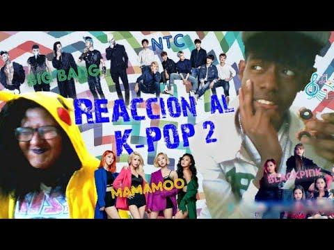 ¿Big Bang? o BlackPink? | Reaccionando al K-pop 2 - Yisus Mugfri