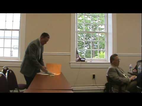 Salem County Freeholder Workshop Meeting May 2 2012 part 1 of 2
