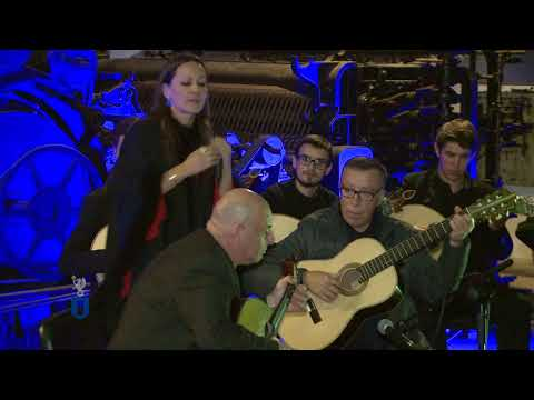 Classe de Guitarra Portuguesa da ESART: 12 - A Mesma Saudade