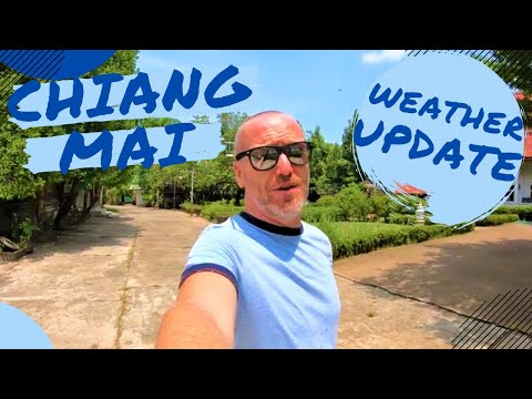 Drought in Thailand 2020 | Chiang Mai Weather Update