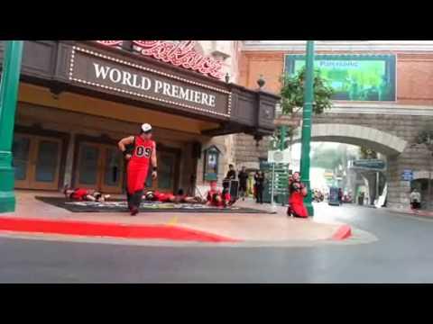 Rockafellas Street Dance Show (FULL)