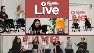 Rollettes Experience Virtual LIVE!