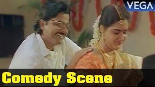 Mayabazar Tamil Movie    Ramki And Urvashi First Night    Comedy Scene