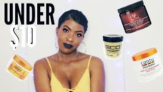 AFFORDABLE NATURAL HAIR PRODUCT HAUL UNDER $10|BeautyWithPrincess