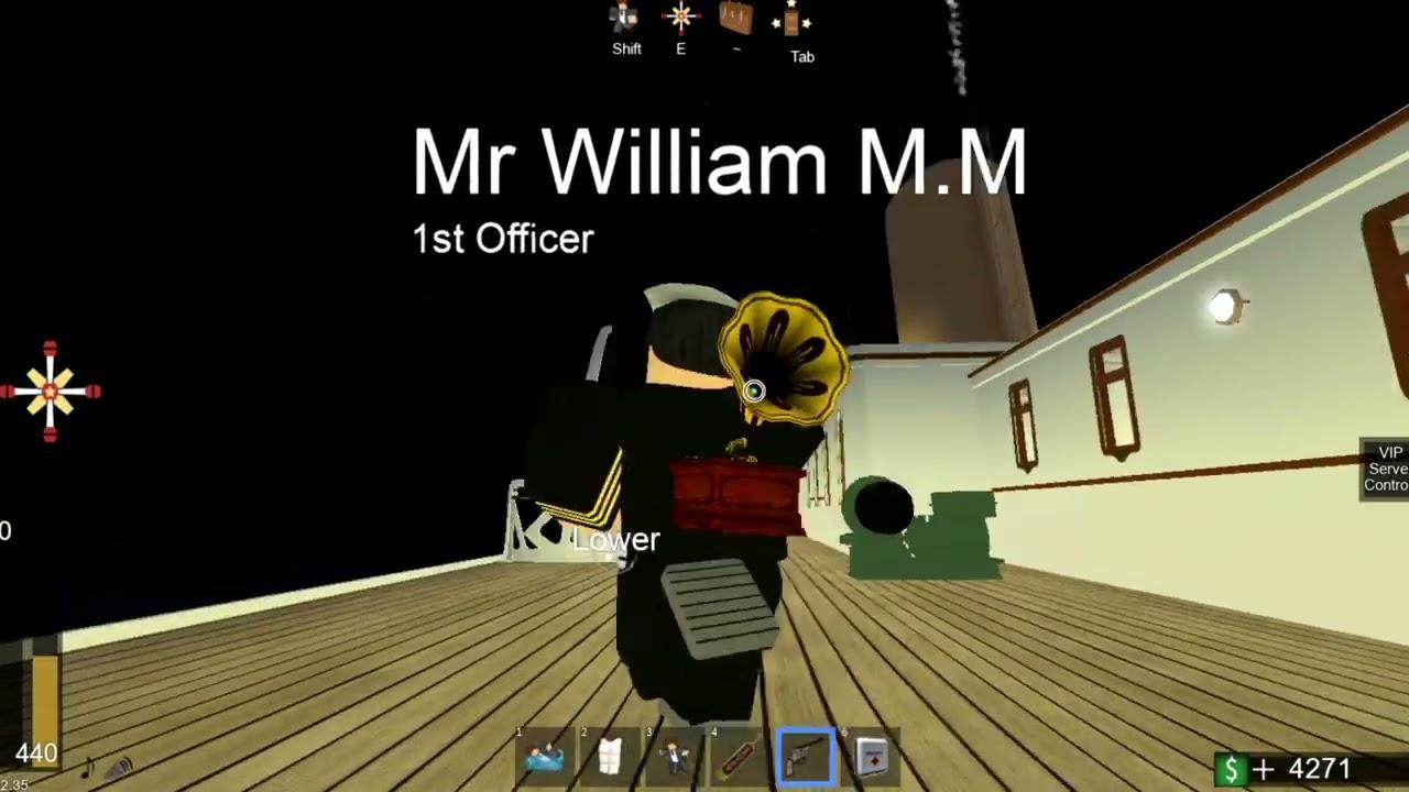Huge Interior Update Roblox Titanic 2 0 Ozzers Oz Youtube