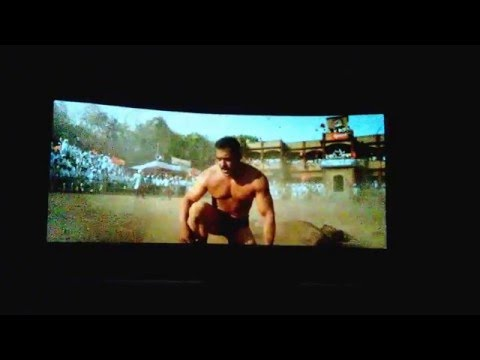Sultan Teaser Theater Response, PVR, Bangalore