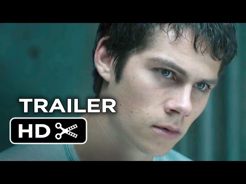 Thumbnail: Maze Runner: The Scorch Trials Official Trailer #1 (2015) - Dylan O'Brien Movie HD
