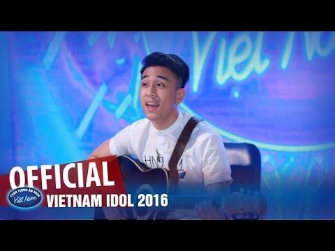 VIETNAM IDOL 2016 - TẬP 2 - BÀI TỰ SÁNG TÁC - TÙNG DƯƠNG