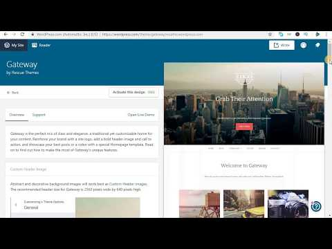 Change WordPress Theme In Hindi WordPress Tutorial in Hindi Class 5 thumbnail