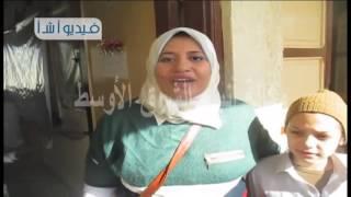 بالفيديو استهداف 1400 تلميذا وتلميذة فى حملة المسح الطبى للكشف المبكر عن أنيميا الدم فى شمال سيناء