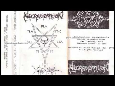 Necronomicon - Morbid Ritual [1992] (Demo)...