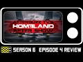 Homeland Season 6 Episode 4 Review & After Show | AfterBuzz TV