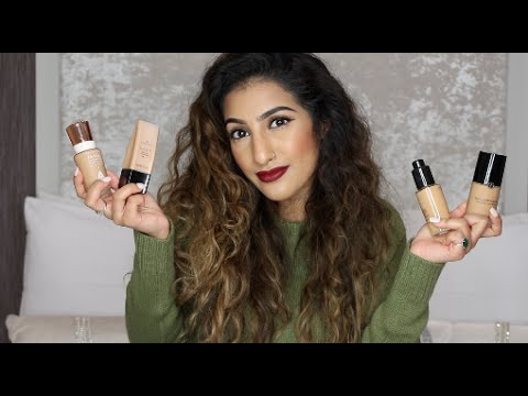 Back To Basics: How To Find Foundations - Indian/Asian/Warm/Olive/Dark/Tanned Skin Tones | AnchalMUA - YouTube